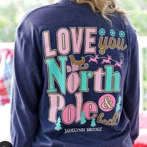 Love you to The North Pole & Back T-Shirt